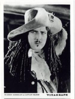 J. Warren Kerrigan in Captain Blood.