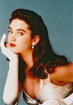 Jennifer Connelly as Jenny in The Rocketeer