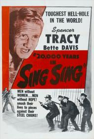 20,000 Years in Sing Sing Movie Poster