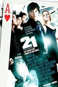 21 Movie Poster