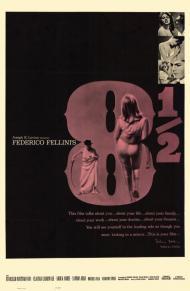 8 1/2 Movie Poster