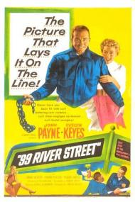99 River Street Movie Poster