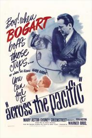 Across the Pacific Movie Poster