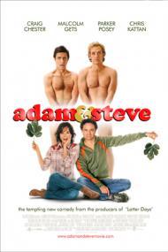 Adam & Steve Movie Poster