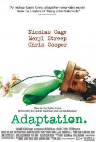 Adaptation Movie Poster
