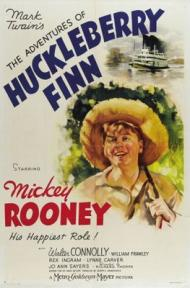 The Adventures of Huckleberry Finn Movie Poster