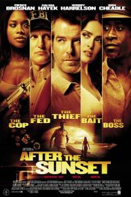 After the Sunset Movie Poster