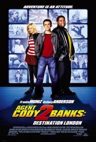 Agent Cody Banks 2: Destination London Movie Poster