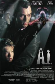 AI: Artificial Intelligence Movie Poster
