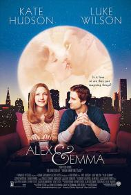 Alex and Emma Movie Poster