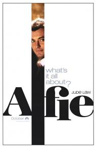 Alfie Movie Poster