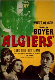 Algiers Movie Poster