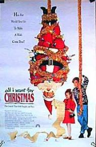 All I Want for Christmas Movie Poster