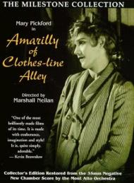 Amarilly of Clothes-line Alley Movie Poster
