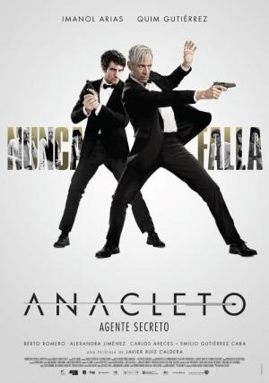 Anacleto: Agente secreto Movie Poster