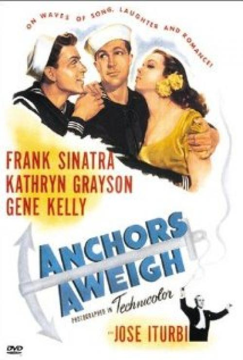 Anchors Aweigh Movie Poster