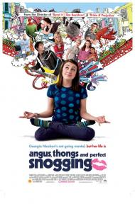 Angus, Thongs and Perfect Snogging Movie Poster
