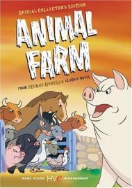 Animal Farm Movie Poster