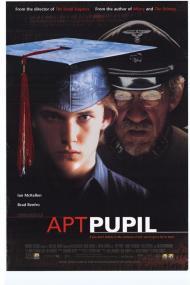 Apt Pupil Movie Poster