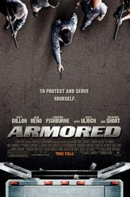 Armored Movie Poster