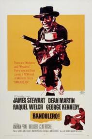 Bandolero!  Movie Poster