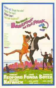 Barefoot in the Park Movie Poster