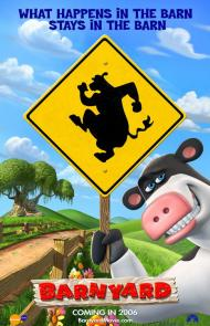 Barnyard Movie Poster