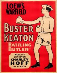 Battling Butler Movie Poster