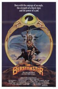 The Beastmaster Movie Poster