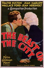 The Beast of the City Movie Poster