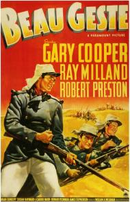 Beau Geste Movie Poster