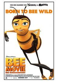 Bee Movie Movie Poster