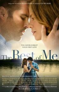 The Best of Me Movie Poster