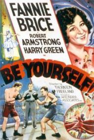 Be Yourself! Movie Poster