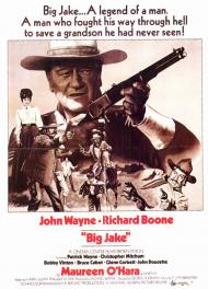Big Jake Movie Poster