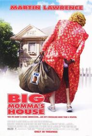 Big Momma's House Movie Poster