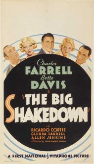 The Big Shakedown Movie Poster