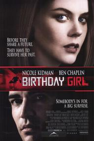 Birthday Girl Movie Poster