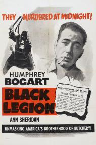 Black Legion Movie Poster