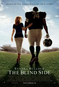 Blind Side Movie Poster