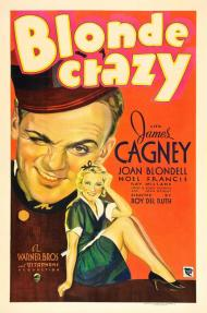 Blonde Crazy Movie Poster