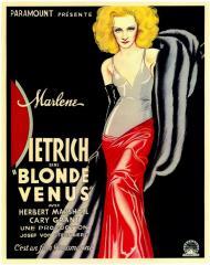 Blonde Venus Movie Poster