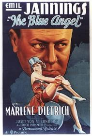 The Blue Angel Movie Poster