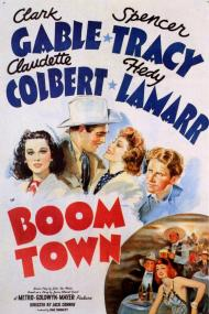 Boom Town Movie Poster