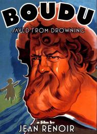 Boudu Saved from Drowning Movie Poster