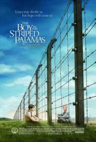 The Boy in the Striped Pyjamas Movie Poster