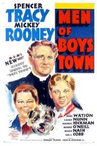 Boys Town Movie Poster