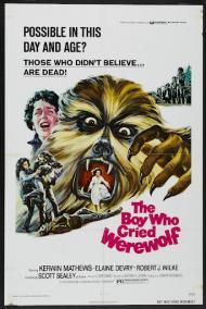 The Boy Who Cried Werewolf Movie Poster