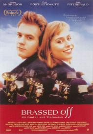 Brassed Off Movie Poster