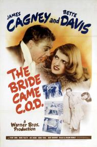 The Bride Came C.O.D. Movie Poster